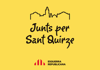 Junts per Sant Quirze (ERC) - Candidatuda ciutadana a l'Ajuntament de Sant Quirze del Vallès